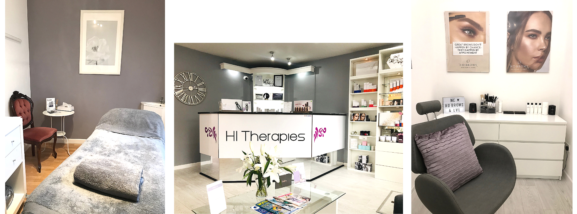 Welcome to HI Therapies
